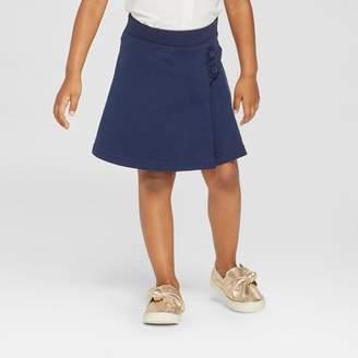 Cat & Jack Toddler Girls' Knit Uniform Skort