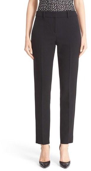 Women's Armani Collezioni Two-Way Stretch Pants