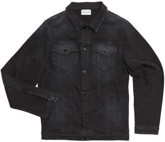 Cotton Citizen Men's Denim002 Jacket - Washed Black