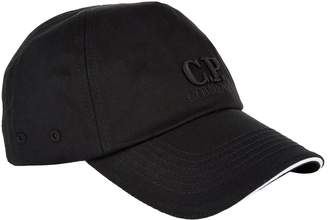 C.P. Company Logo Embroidered Cap