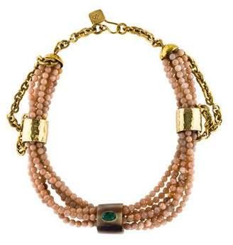 Ashley Pittman Mchanga Multistrand Necklace