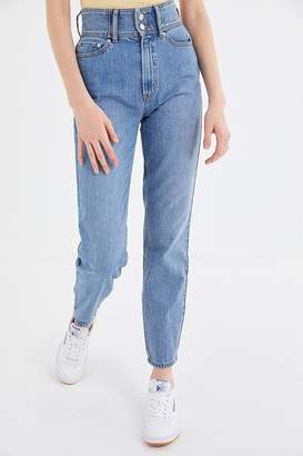 BDG Double-Button Mom Jean