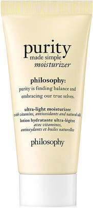 philosophy Purity Made Simple Moisturizer, 0.5-oz.