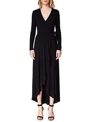 Nicole Miller Women's St. Matte Jersey Wrap Dress