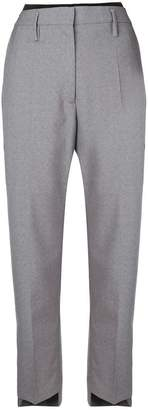 Golden Goose geometric cropped trousers