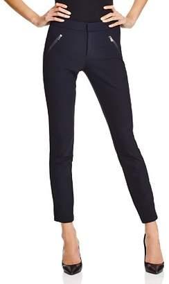 Rebecca Taylor Ava Straight-Leg Pants