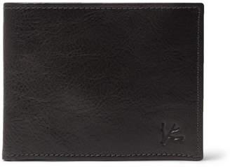 Isaia Leather Billfold Wallet