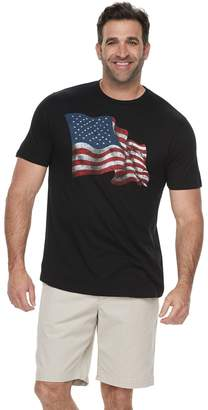 Sonoma Goods For Life Big & Tall SONOMA Goods for Life American Flag Graphic Tee