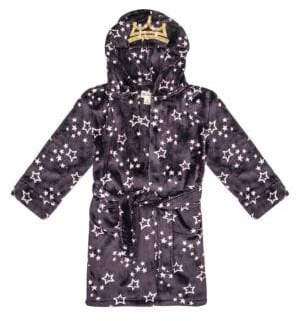 Petit Lem Little Girl's Ballet Dream Hooded Robe