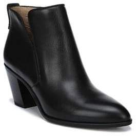 Franco Sarto Classic Leather Booties