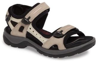 Women's Ecco Yucatan Sandal $129.95 thestylecure.com