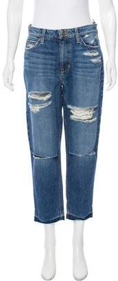 Joe's Jeans High-Rise Boyfriend Jeans w/ Tags