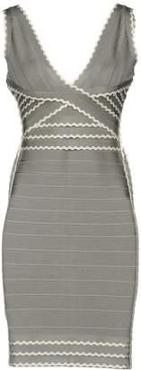 Herve Leger Short dresses