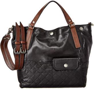 Frye Samantha Quilted Leather Shoulder Bag