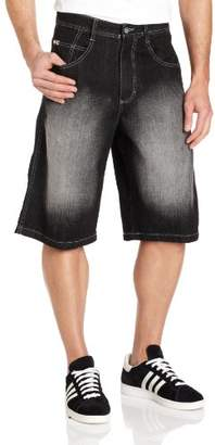 Southpole Men's Core Denim Short
