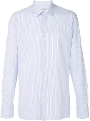 Z Zegna pinstripe shirt