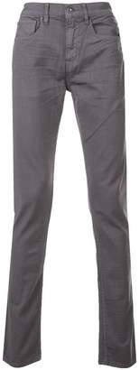 Hudson Axl skinny reverse twill jeans