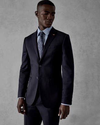 Ted Baker PERFORJ Endurance Performance wool suit jacket