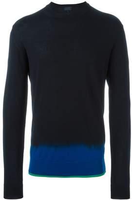 Lanvin dip-dye jumper