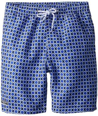 Toobydoo The Dot - Royal Swim Shorts Boy's Swimwear