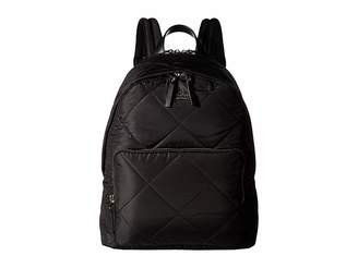 Kate Spade 15 in. Quilted Nylon Tech Backpack
