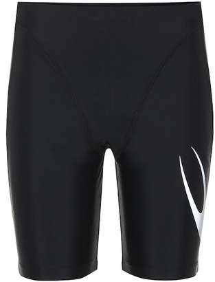 Marine Serre Technical stretch shorts