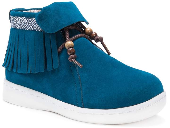 MUK LUKS Cecily Women's Water-Resistant Ankle Boots
