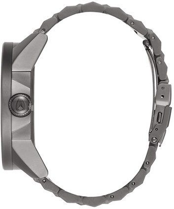 Men's Nixon 'The Corporal' Bracelet Watch, 48Mm 2