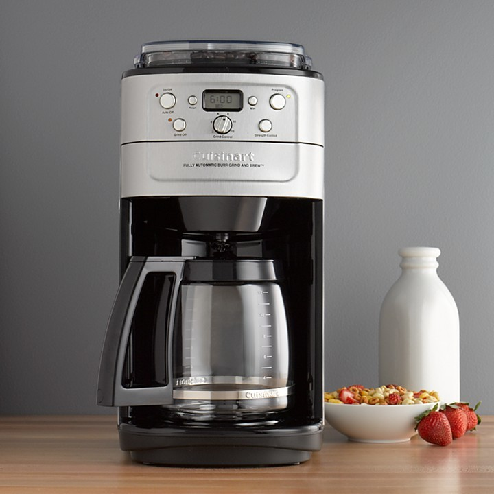 Cuisinart Grind & Brew Automatic Coffemaker