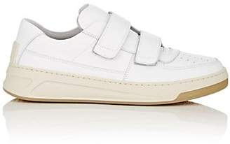 Acne Studios Men's Perey Leather Sneakers - White