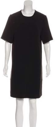 Lela Rose Short Sleeve Casual Dress