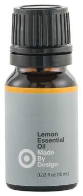 Made By Design .33 fl oz 100% Pure Essential Oil Single Note Lemon - Made By Design