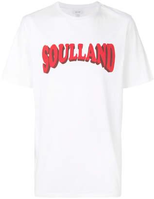 Soulland logo T-shirt