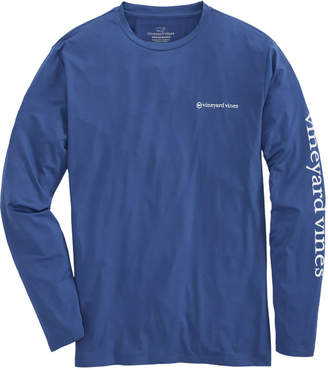 Vineyard Vines Long-Sleeve Performance Vented Boating T-Shirt