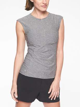 Athleta Pacifica Wrap Front Tank