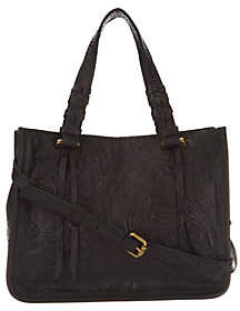 American Leather Co. Glove Leather ConvertibleSatchel-Madison