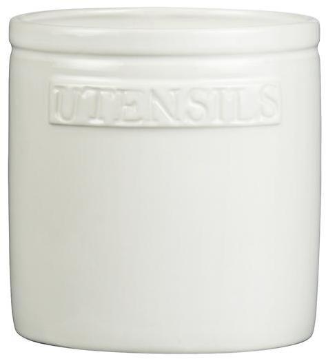 Crate & Barrel Homestead Utensil Holder