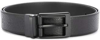 Cerruti tonal buckle belt