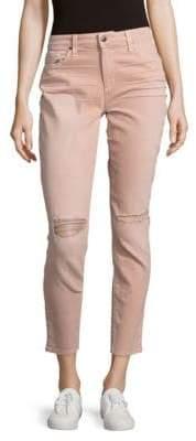 Joe's Jeans Solid Skinny-Fit Jeans