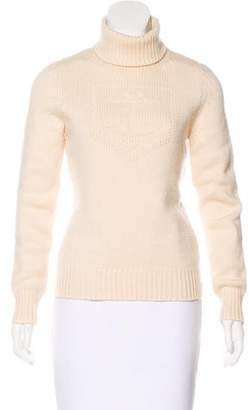 Celine Knit Cashmere Turtleneck
