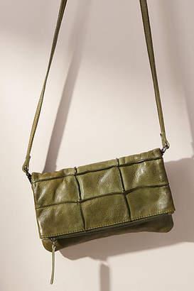 Anthropologie Robin Foldover Crossbody Bag