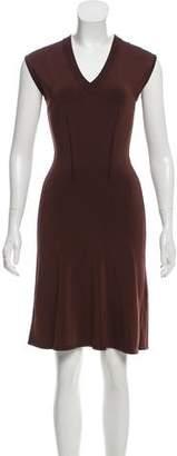 Alaia Knit Mini Dress
