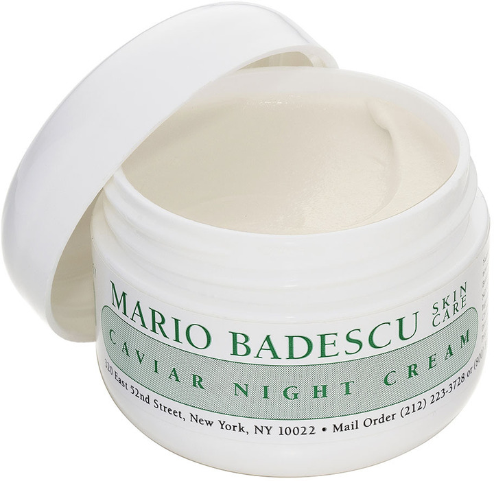 Mario Badescu Caviar Night Cream For Firmer, Youthful Skin