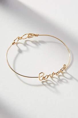 Atelier Paulin Timeless Words Bracelet