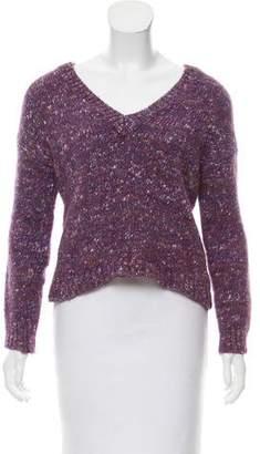 Intermix Wool-Blend Sweater