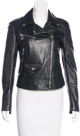 BelstaffBelstaff Leather Moto Jacket