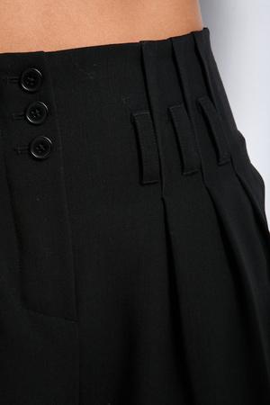 Alexander Wang High Waist Shorts in Black