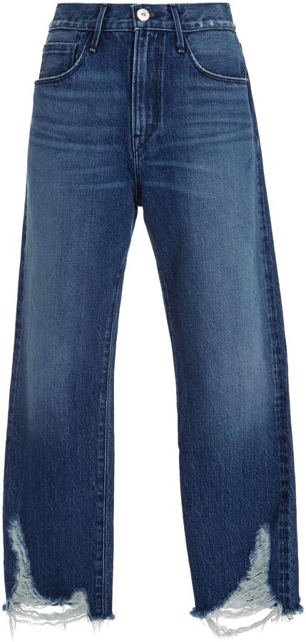 3x13X1 Higher Ground Boyfriend Jeans