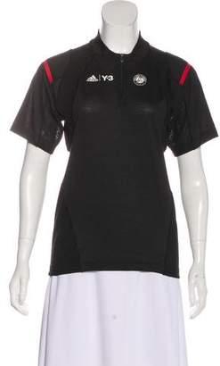 Y-3 Short Sleeve Athletic Top