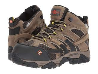 Merrell Work Moab 2 Vent Mid Waterproof CT